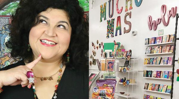Alumni Spotlight - Kathy Cano-Murillo