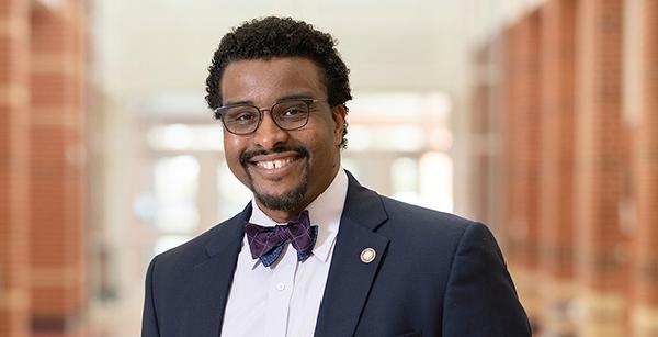 Alumni Spotlight - Dr. Medgar Roberts